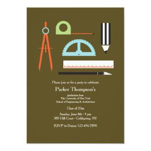Architect's Tools Invitation