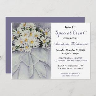 BRIDAL PARTY EVENT INVITE