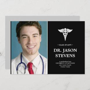 Caduceus Medical Graduation Announcement