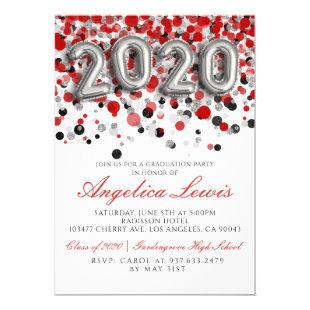 Class of 2020 Graduation Party Invitation