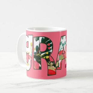 Custom Graduate's Name Graduation Gift Mugs
