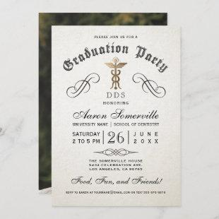 Dentistry School Graduation Invitations