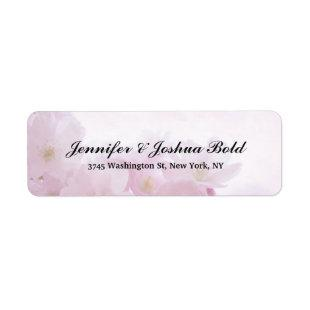 Flowers Creative Professional Brush Script Family Label