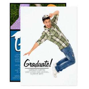 Fun & Unique Graduation Announcements