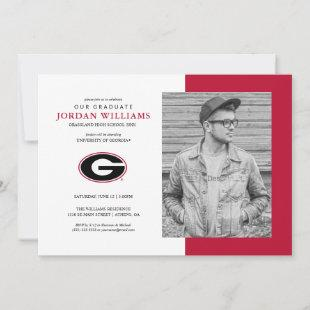 Future Georgia Grad Announcement