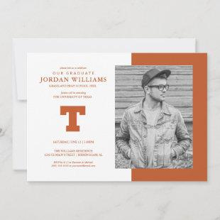 Future University of Texas Graduate Announcement