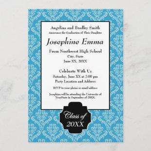 Graduation Annoucement and Invitation