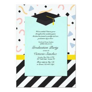 Graduation Bash Invitation