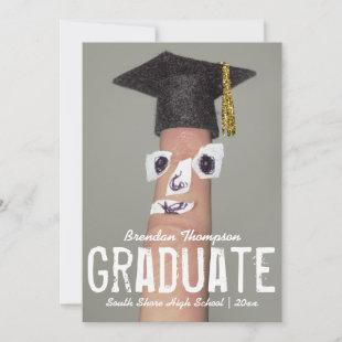 Graduation Funny Grad Cap Cartoon 2021 Graduate Announcement