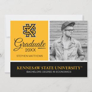 Graduation Kennesaw State Primary Mark