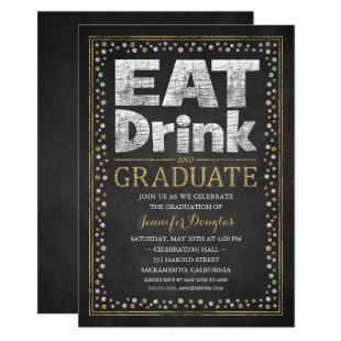 Graduation Party Invitations Unique Funny Grad