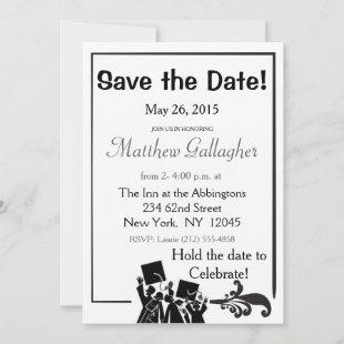 Graduation Save the Date