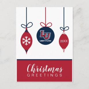 Holiday | Liberty Flames Letters