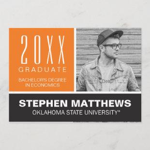 OSU Graduation Announcement