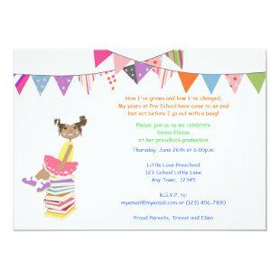Preschool or Kindergarten Invitations