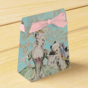 Queen Marie Antoinette (More Options) - Favor Box