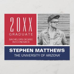 The University of Arizona Graduation Announcement