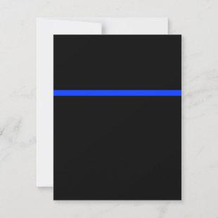 Thin Blue Line Police Event RSVP