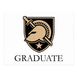 United States Military Academy Graduate Postcard