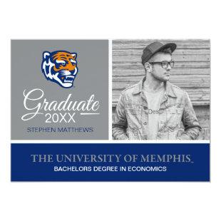 University of Memphis | Graduation Invitation