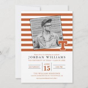 University of Texas Graduation Announcement
