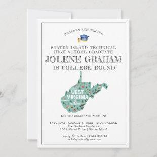 West Virginia | College Bound Graduation Party